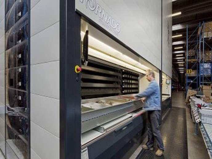 vertical storage machines
